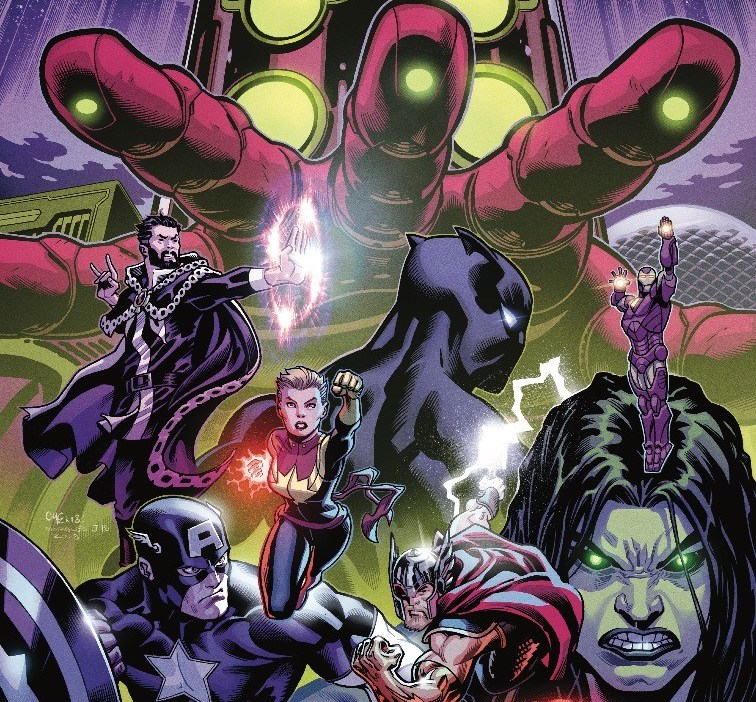 Avengers #2 Review