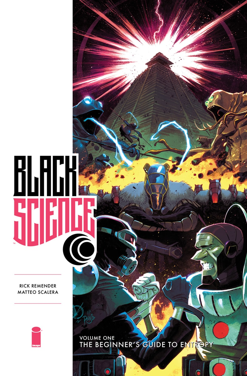 Black Science Premiere Vol. 1: Remastered Edition Review