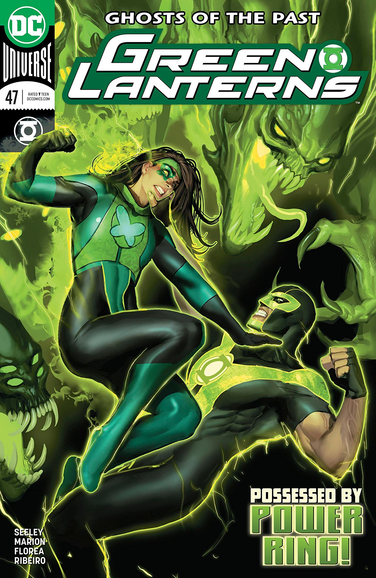 Green Lanterns #47 review: A satisfying conclusion to a terrific arc with a powerful message