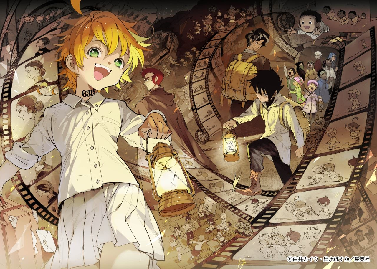 The Promised Neverland Recap - Chapter 88
