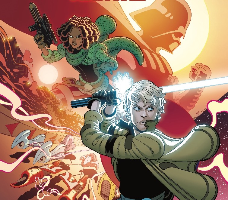 [EXCLUSIVE] Marvel Preview: Star Wars Annual #4