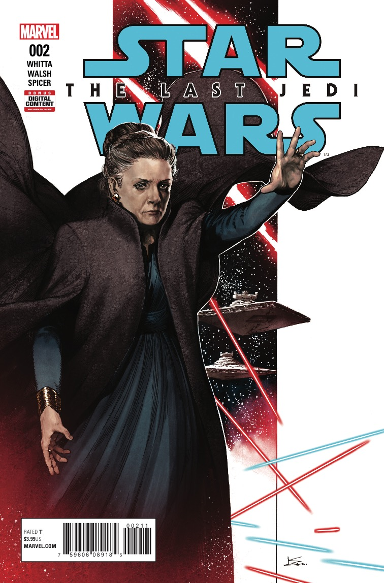 Marvel Preview: Star Wars: The Last Jedi Adaptation #2