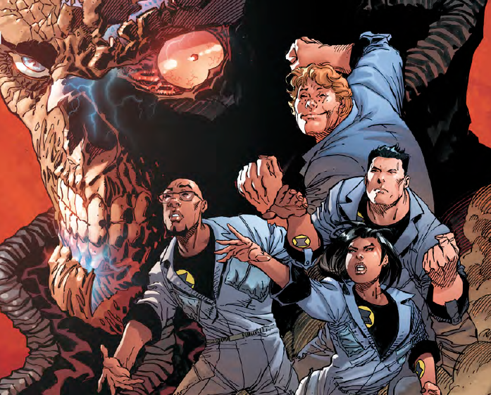 New Challengers #1 Review