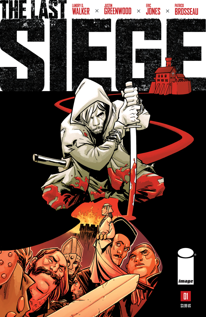 Advance Review: 'The Last Siege' #1 is an outstanding forray into a forgotten genre