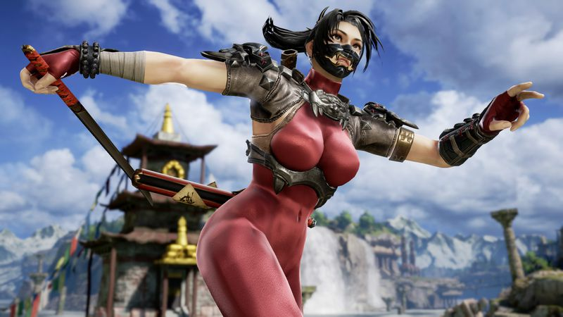 SoulCalibur VI - Taki revealed as the 11th character