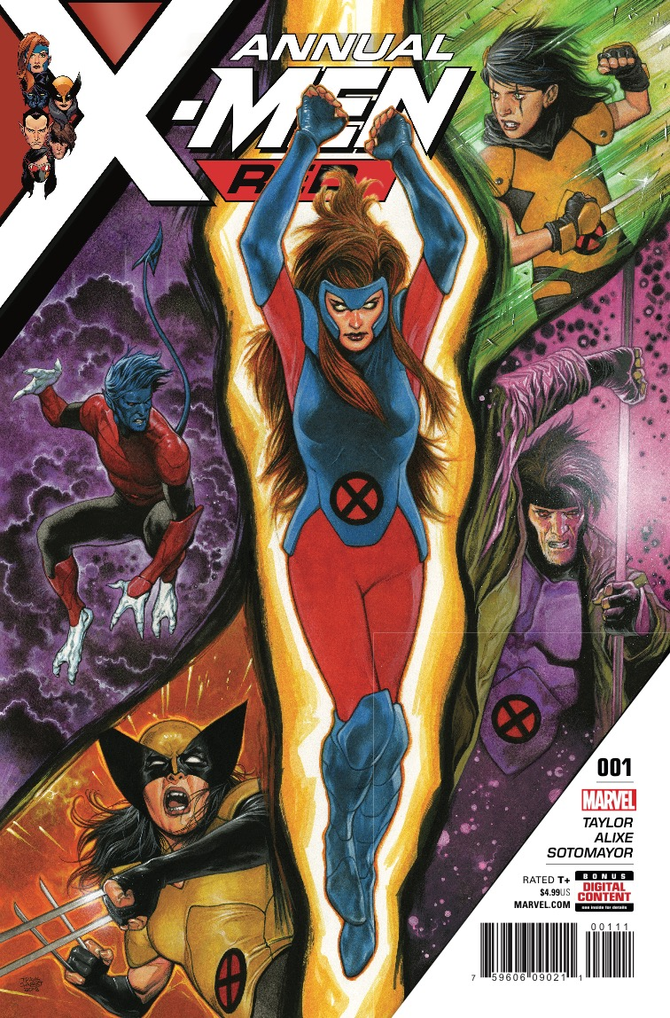 Required reading for fans of Jean Grey and her new team.