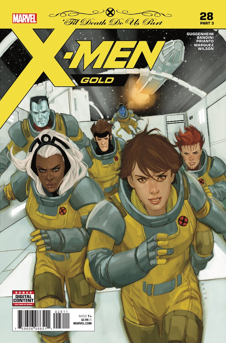 X-Men Gold #28 review: Getting the series back on track