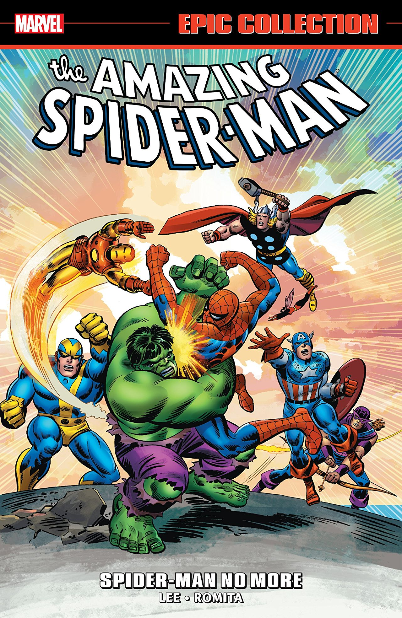 The Amazing Spider-Man Epic Collection: Spider-Man No More review: hits a real sweet spot in the character's mythos