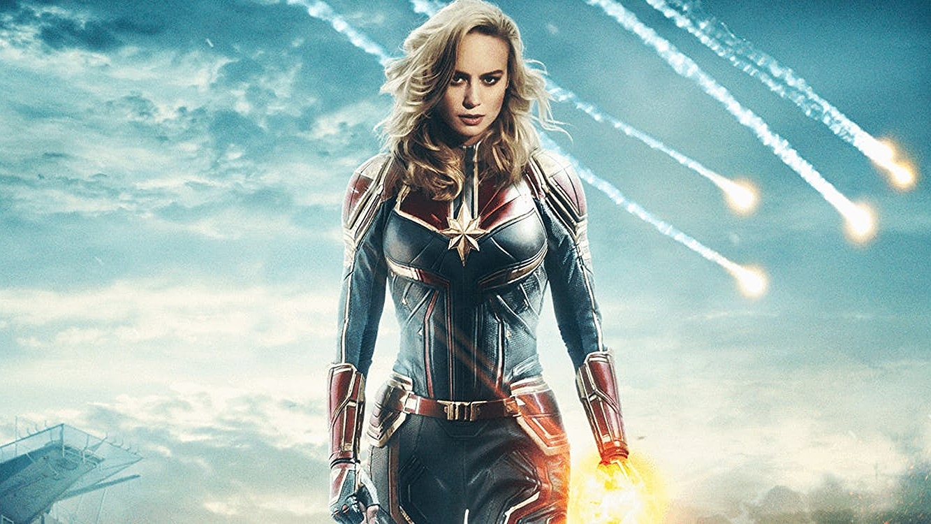 Leaked 'Captain Marvel' set photos and video suggests train-top battle