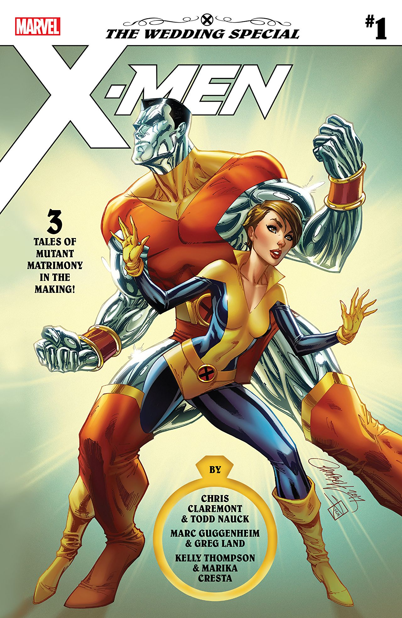 X-Men: The Wedding Special #1 Review