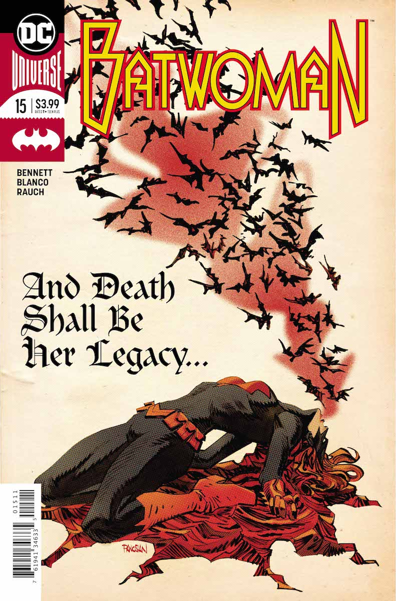 Batwoman #15 Review