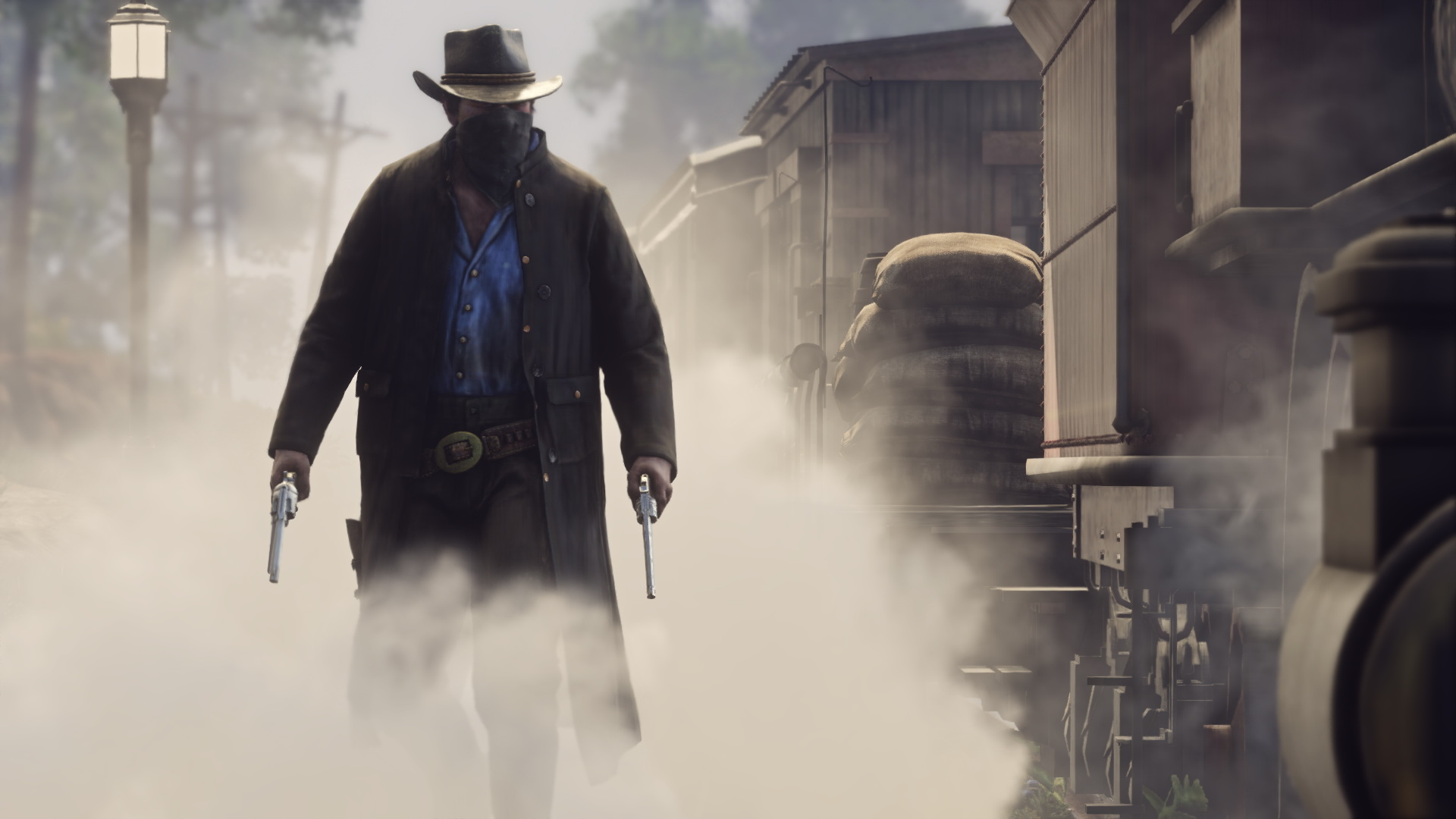 Red Dead Redemption 2's Trailer is live!