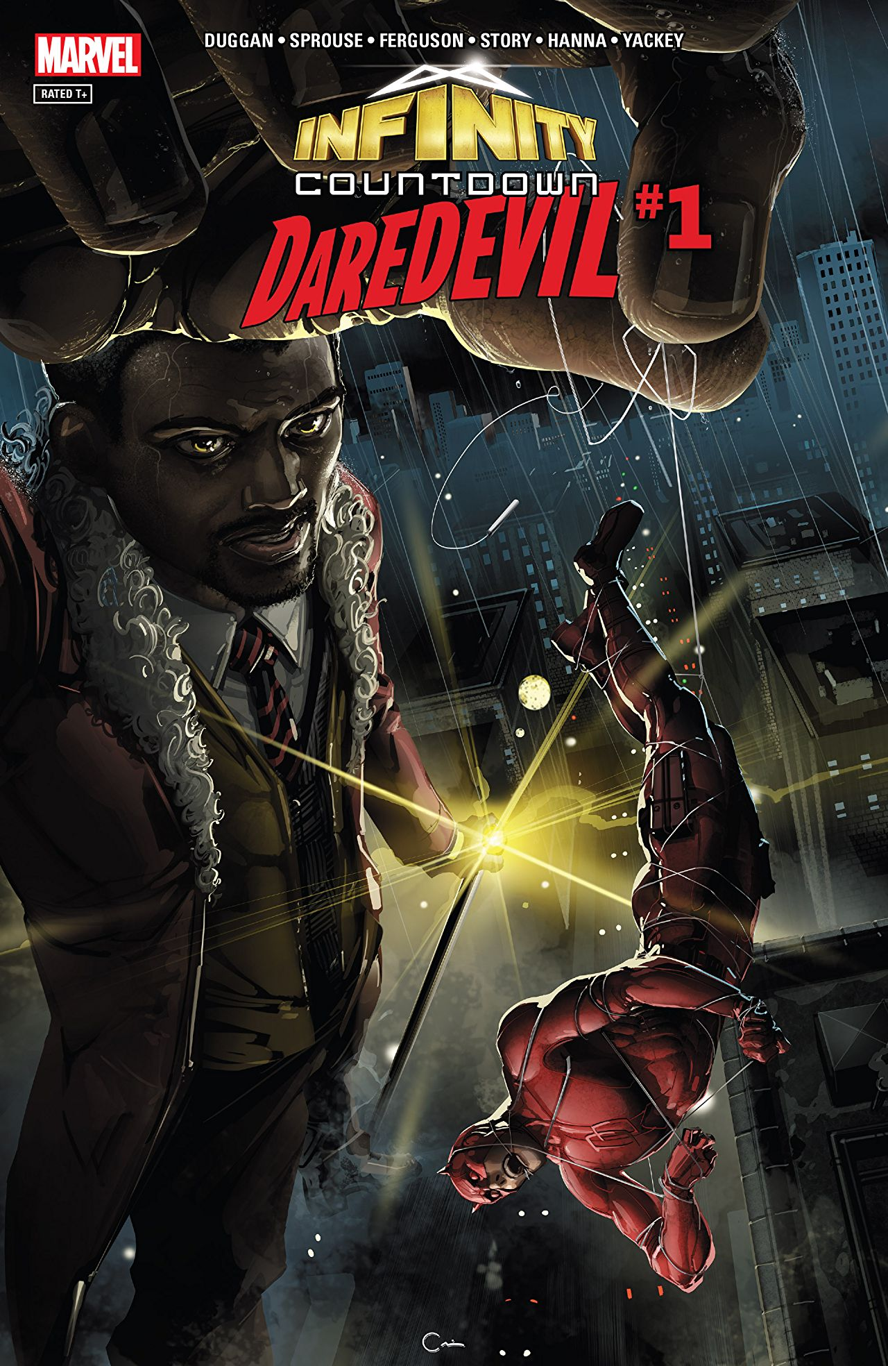Infinity Countdown: Daredevil #1 Review