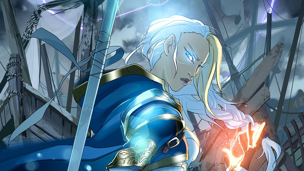 "New World of Warcraft: Battle For Azeroth comic ""Reunion"" details Jaina Proudmoore's motivations"