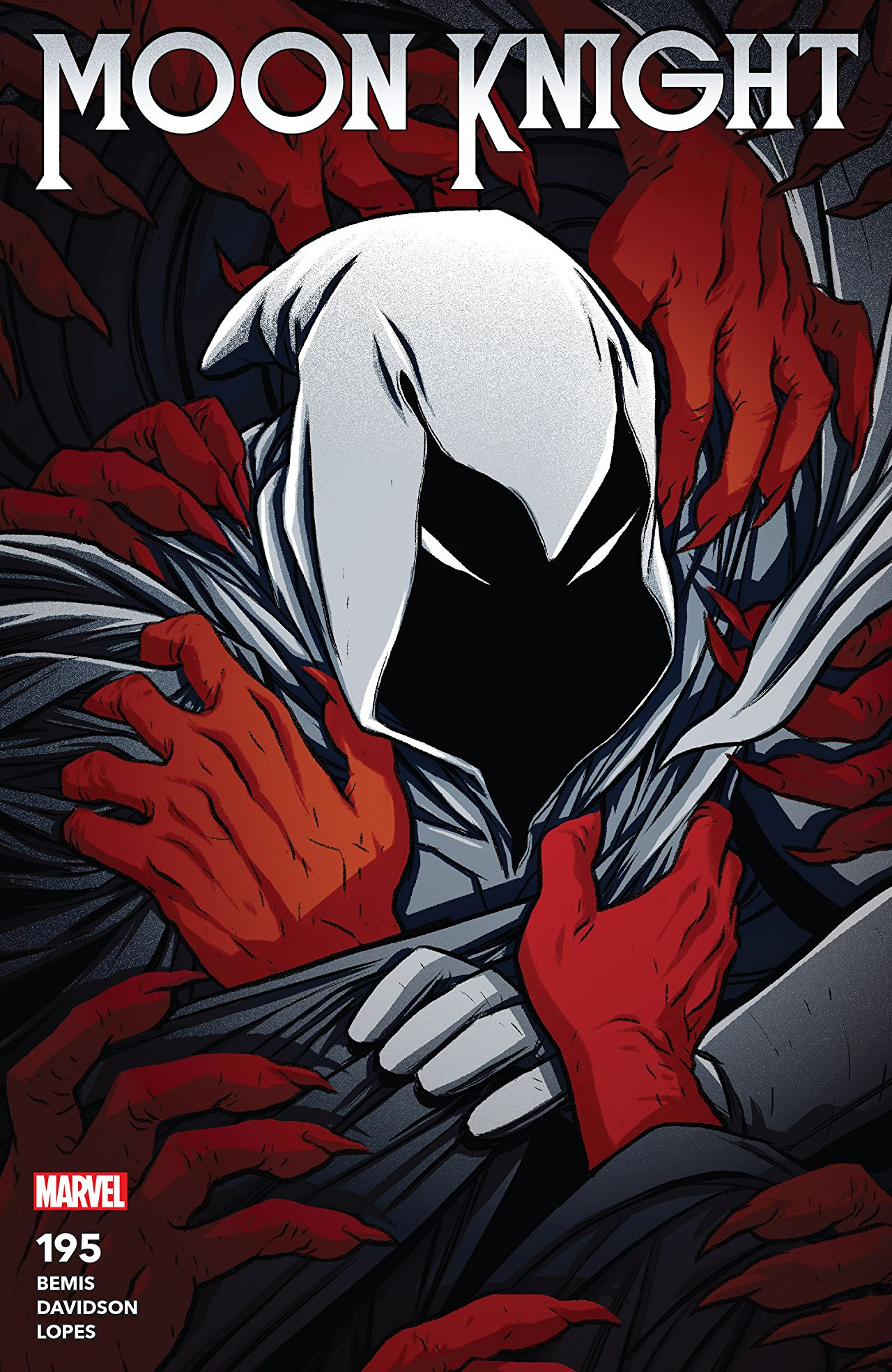 Marvel Preview: Moon Knight #195