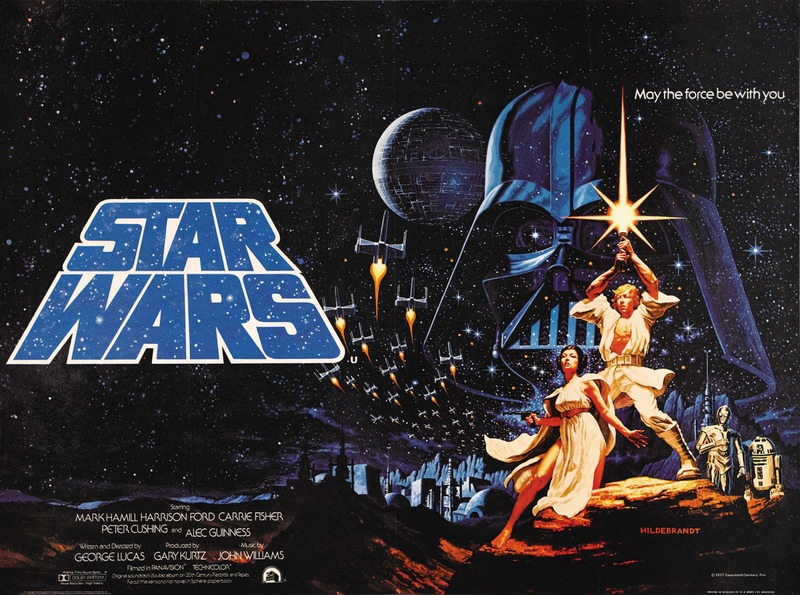 What is it about Star Wars that brings out the goosebumps for you?