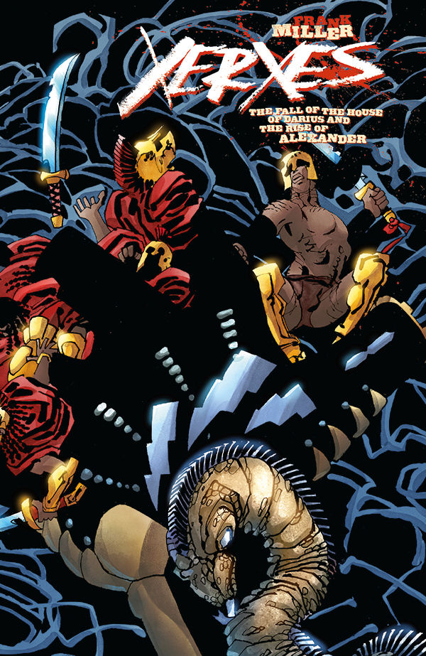Xerxes: The Fall of the House of Darius and the Rise of Alexander #4 Review