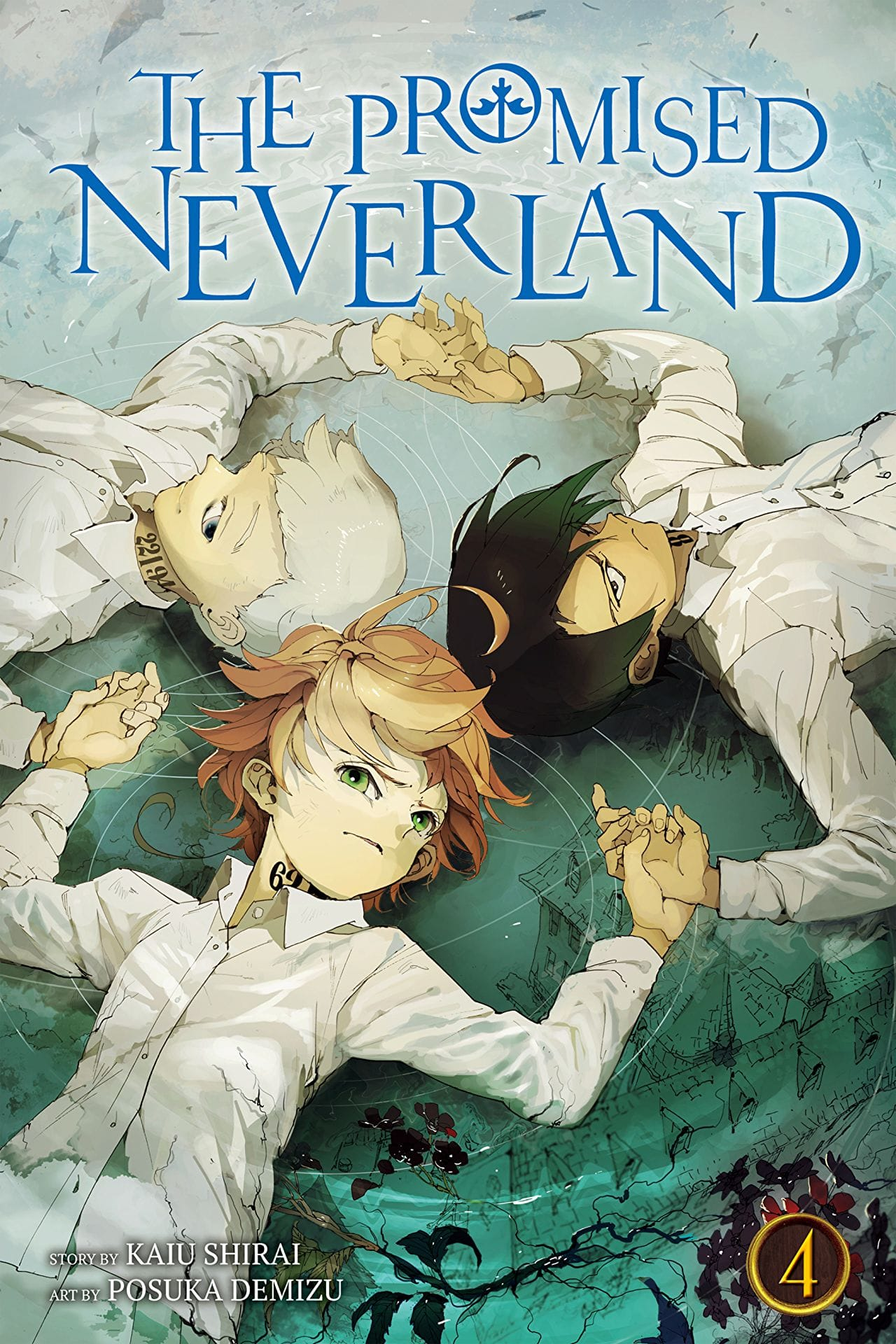The Promised Neverland Vol. 4 Review