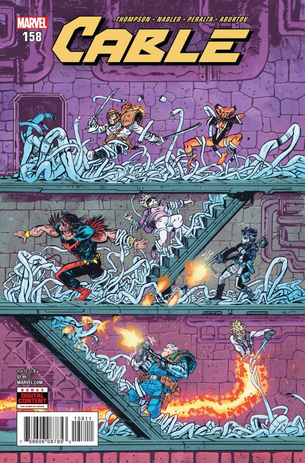 Cable #158 Review