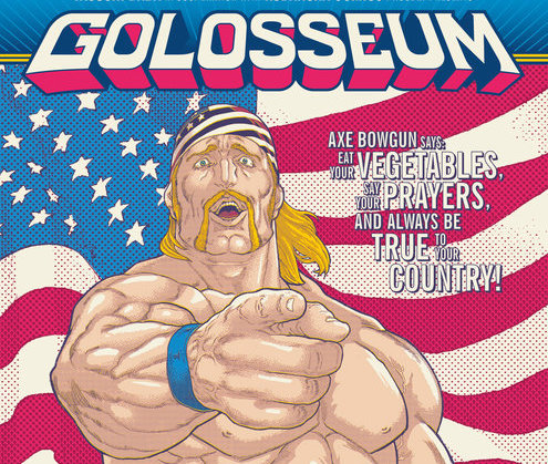 Golosseum Vol. 2 Review