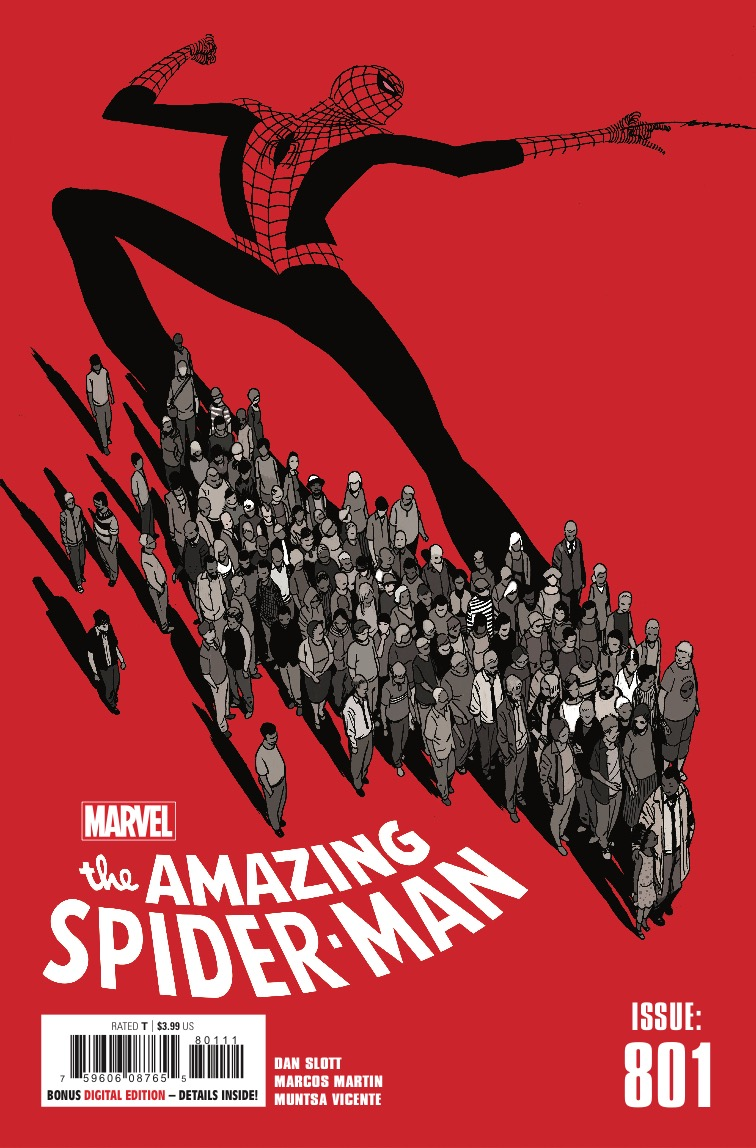 Amazing Spider-Man #801 Review