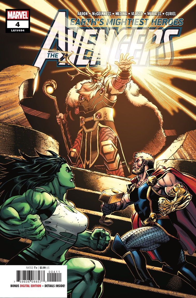 Avengers #4 Review