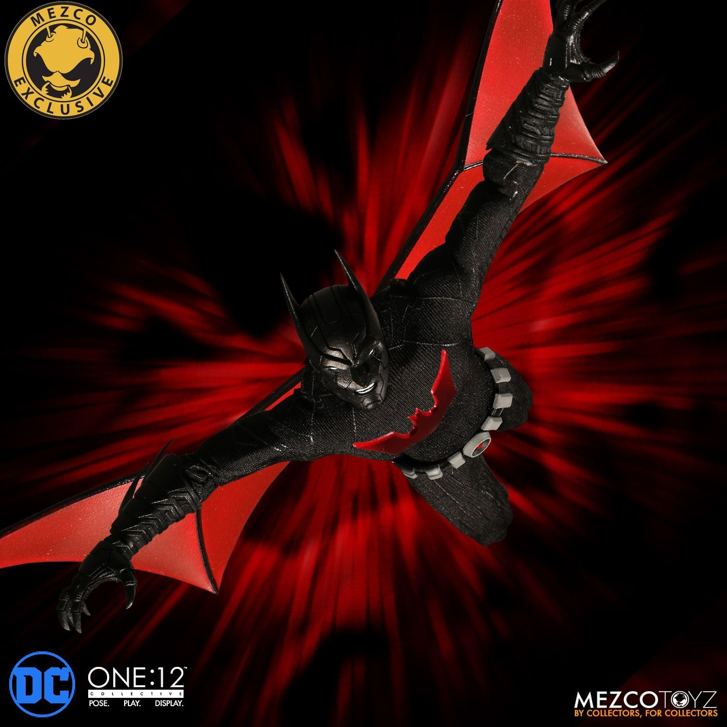 The One: 12 Collective Batman Beyond is now available for pre-order from Mezco Toys.