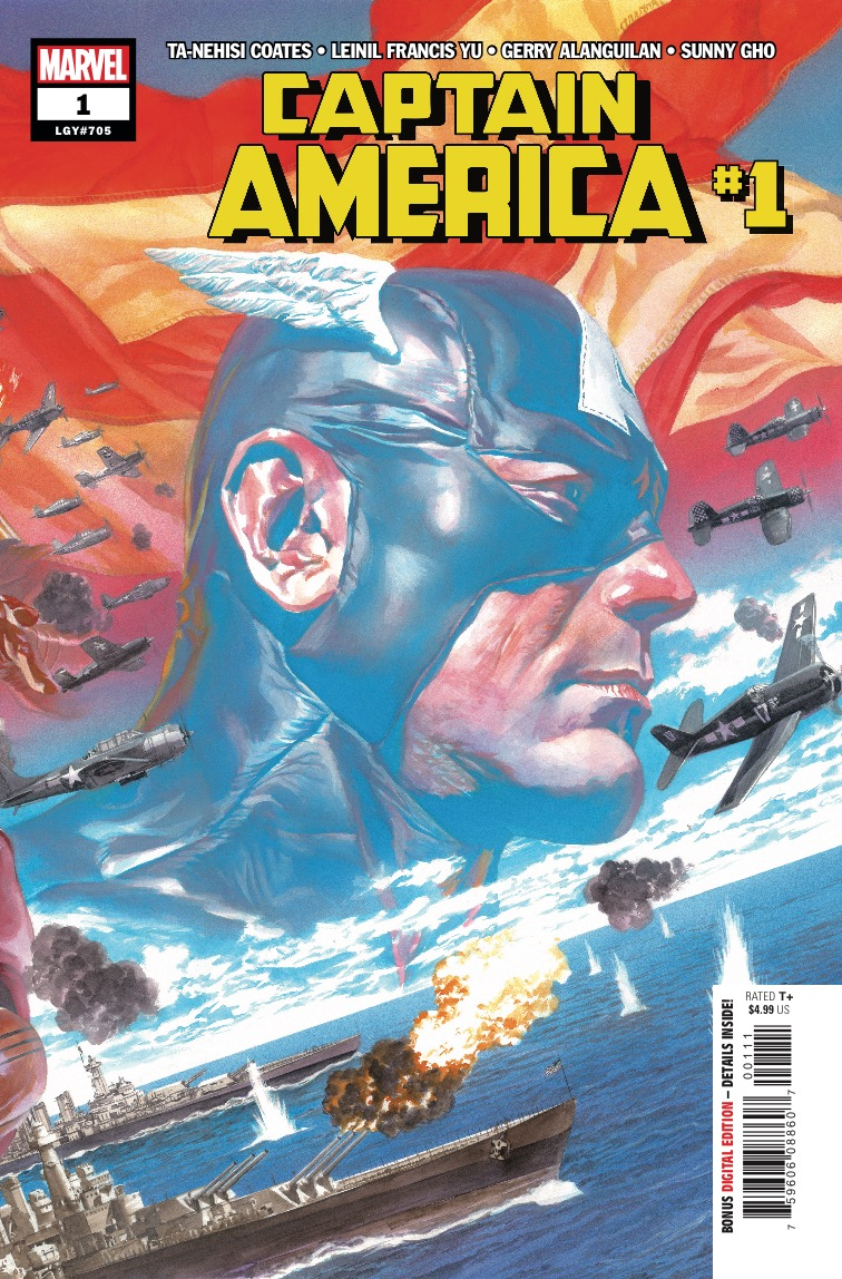 Marvel Preview: Captain America #1
