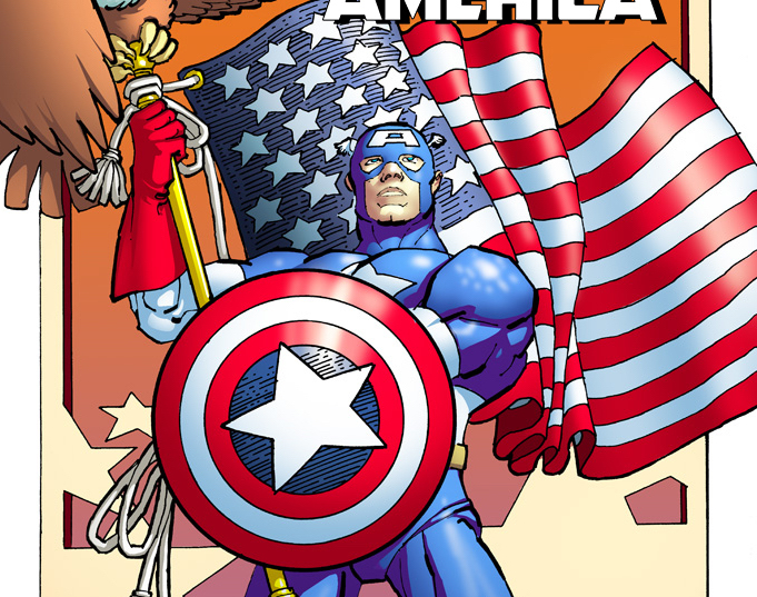Frank Miller comes back to Marvel with 'Captain America' #1 variant cover