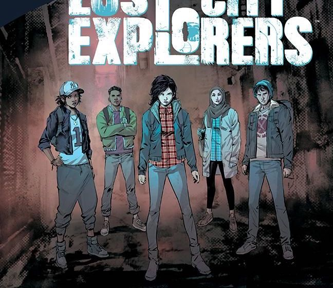 [EXCLUSIVE] AfterShock Preview: The Lost City Explorers #2