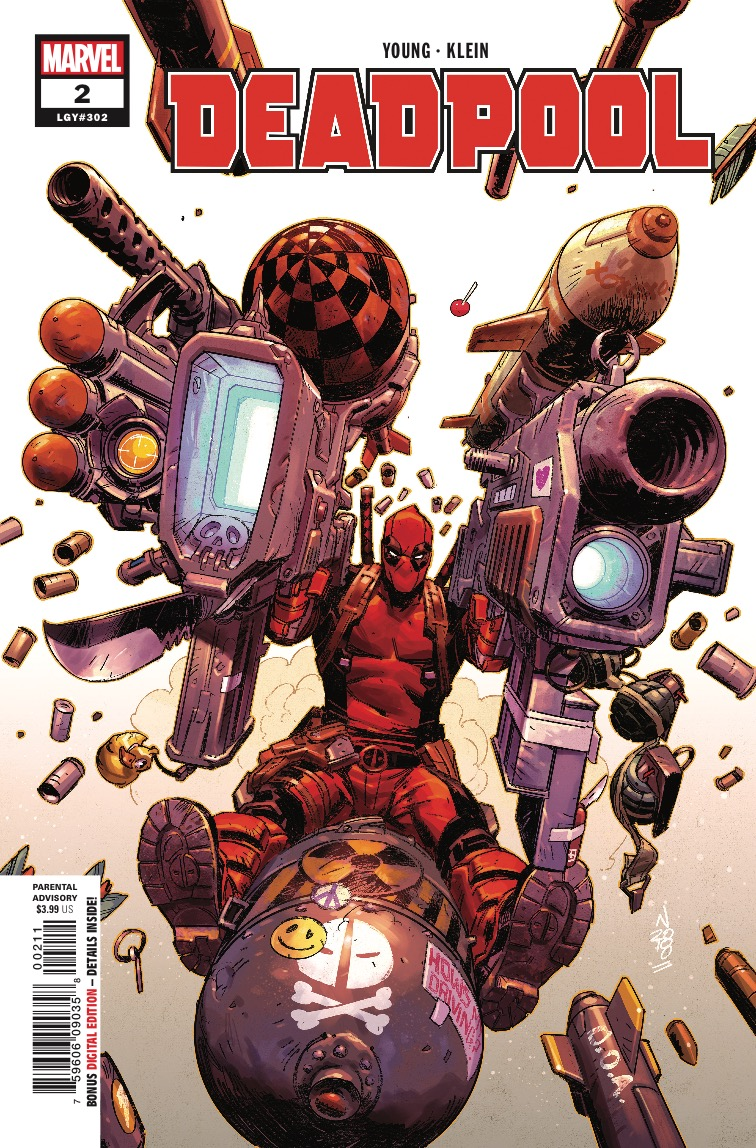 Deadpool #2 review: What might work on film doesn't always work in comics