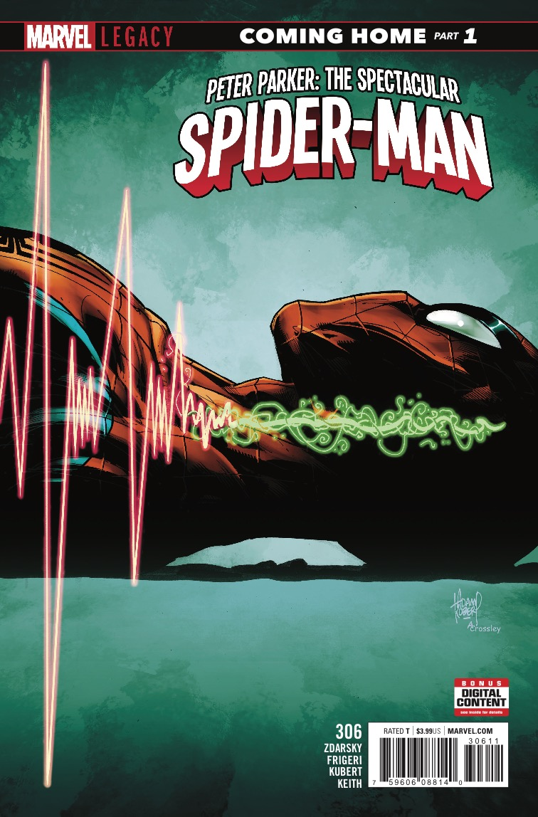 Peter Parker: The Spectacular Spider-Man #306 Review