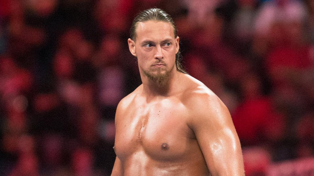 Big Cass has been released by WWE