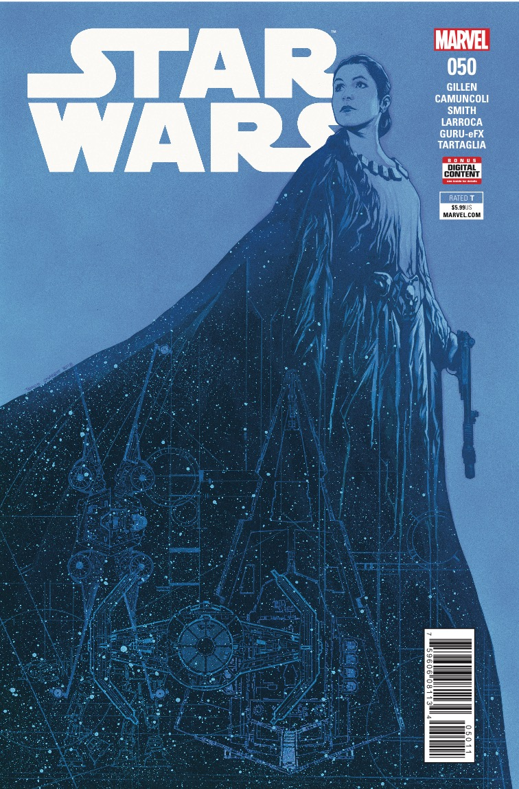 Marvel Preview: Star Wars #50