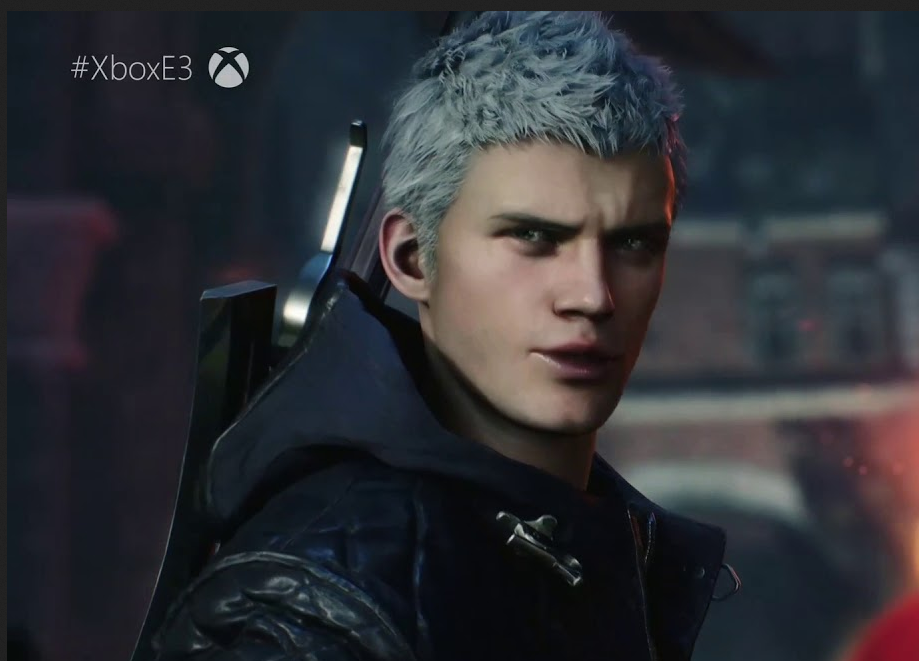 'Devil May Cry 5' officially announced at E3 2018