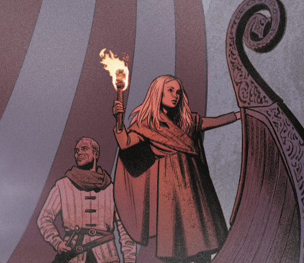 Sword Daughter #2 Review