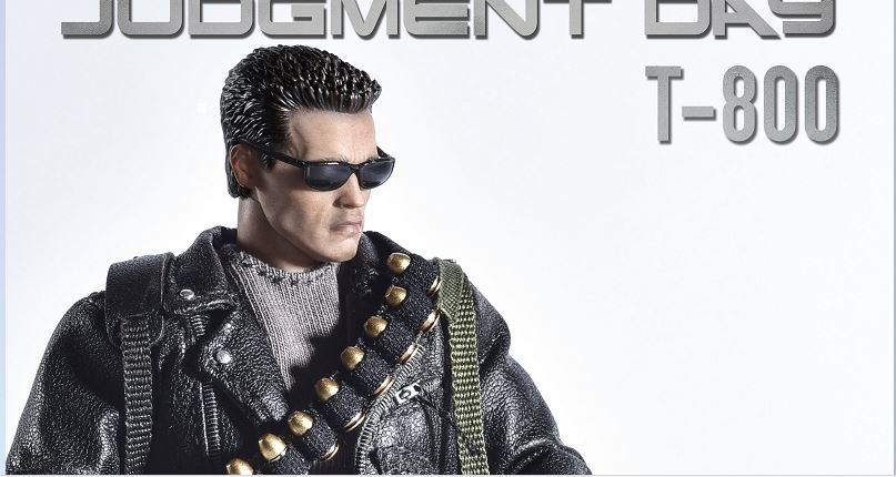 Take a look at the upcoming Twelfth Scale Supreme Action Figure T-800 from Great Twins