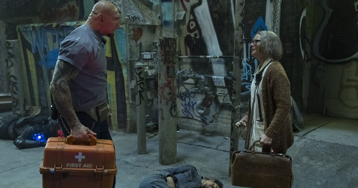 Hotel Artemis review: A fun, original ride with an intriguing cast of misfits