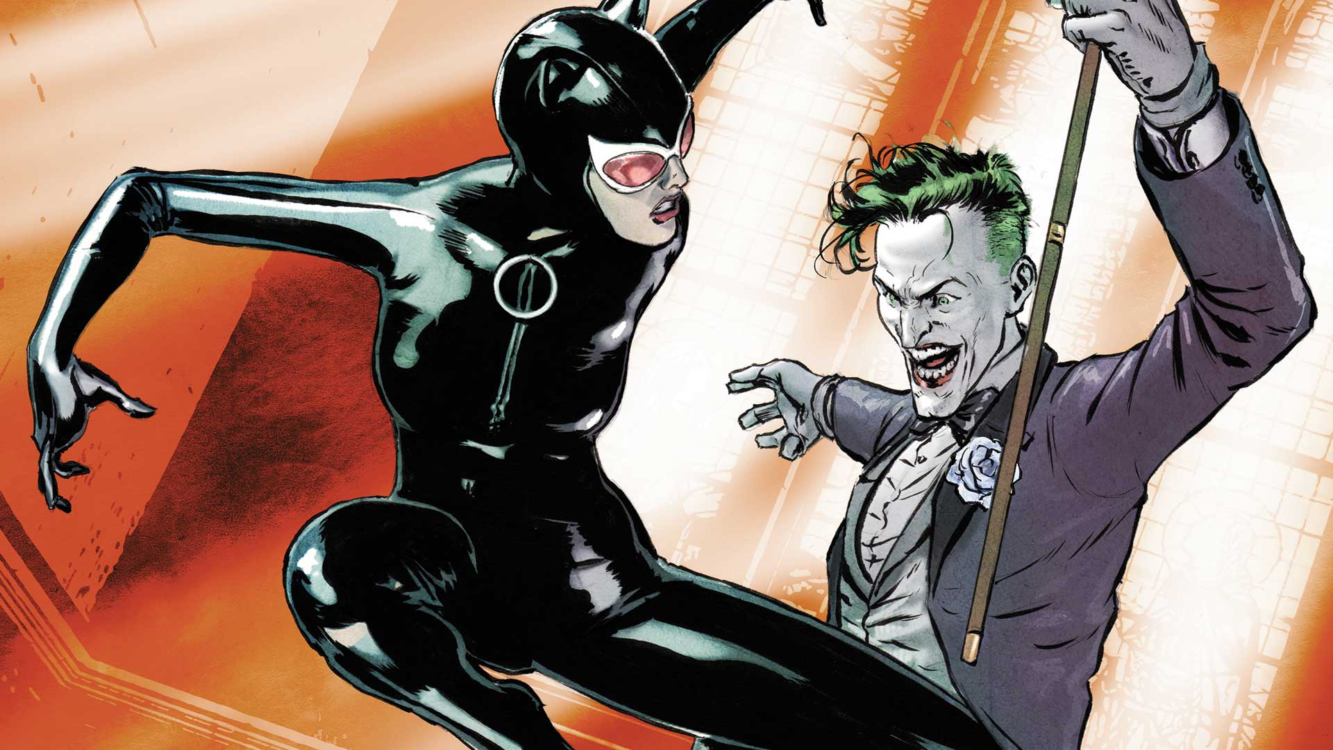Batman #49 review: Who really knows Batman better, Catwoman or the Joker?