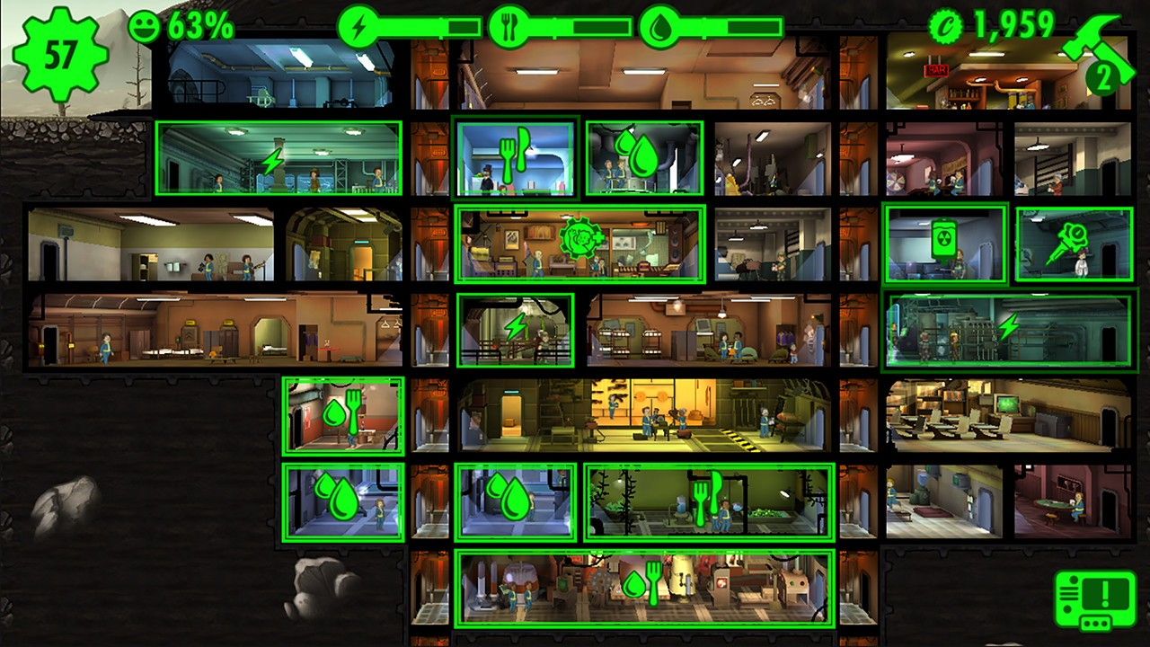 Fallout Shelter coming to PlayStation 4 and Nintendo Switch tonight-FOR FREE