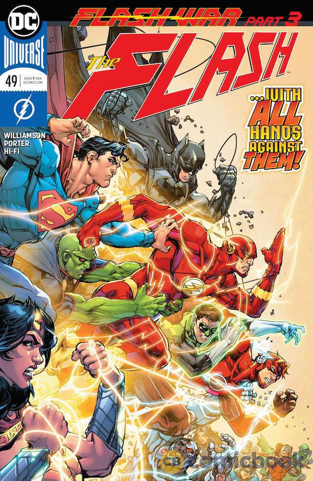 The Flash #49 Review