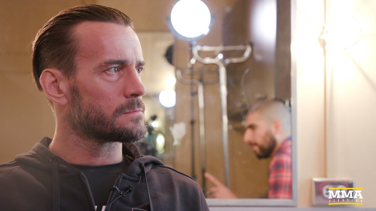 A relieved CM Punk changes his tune on whether or not he'll return to pro wrestling
