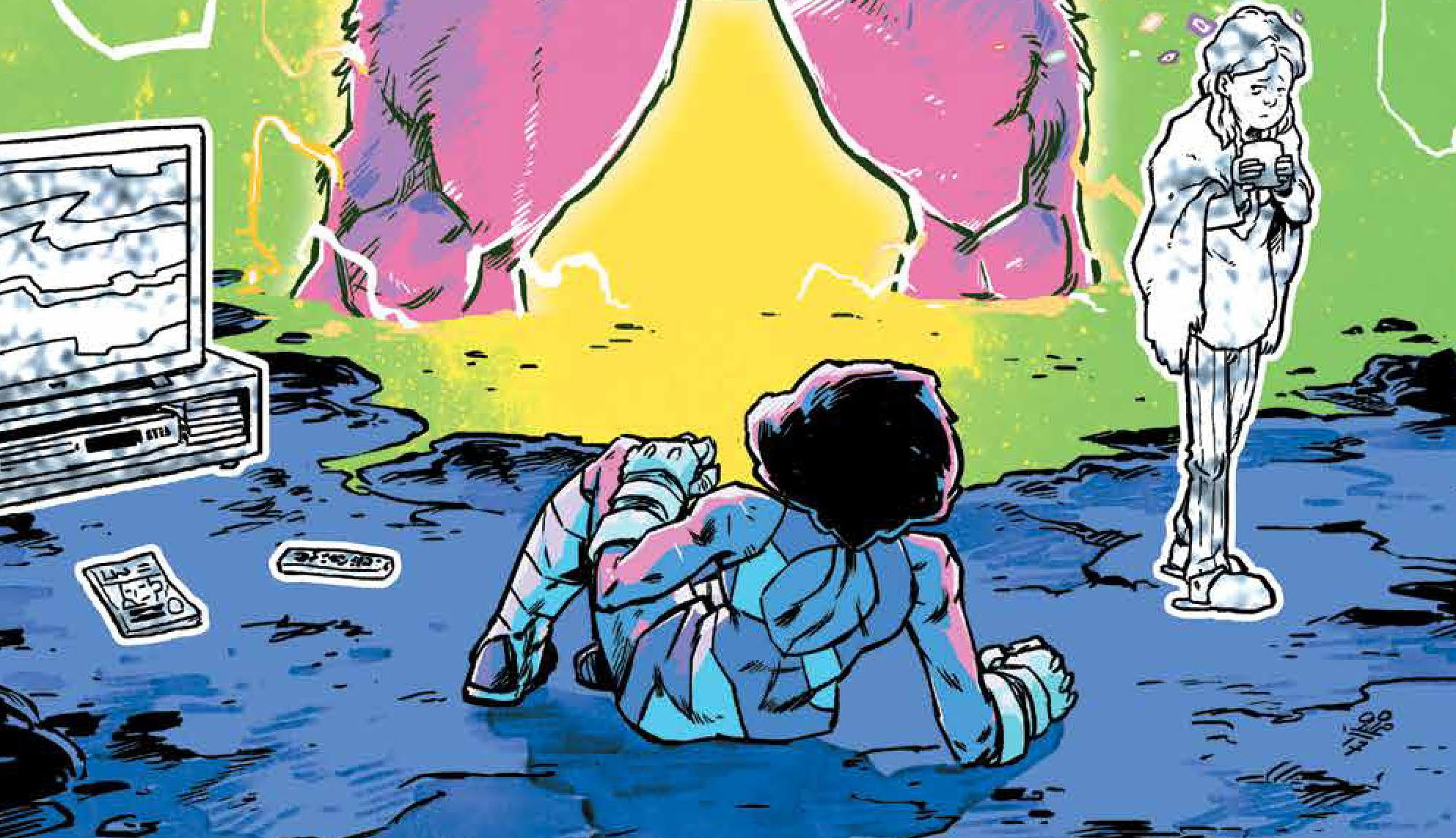 Lucy Dreaming #4 Review