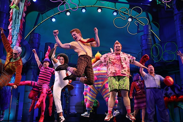 SpongeBob on Broadway is sweet, silly, and ... pro-science?!