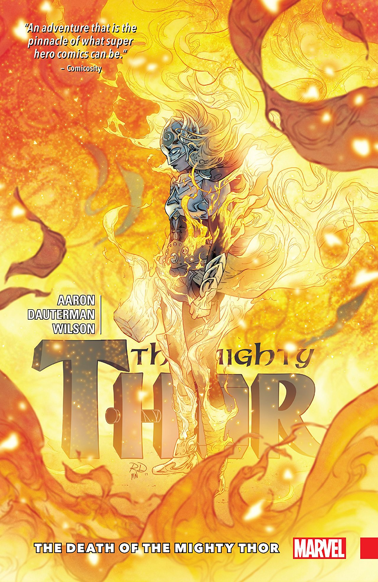 The Mighty Thor Volume 5: Death of the Mighty Thor review: Jane Foster proves herself more than worthy