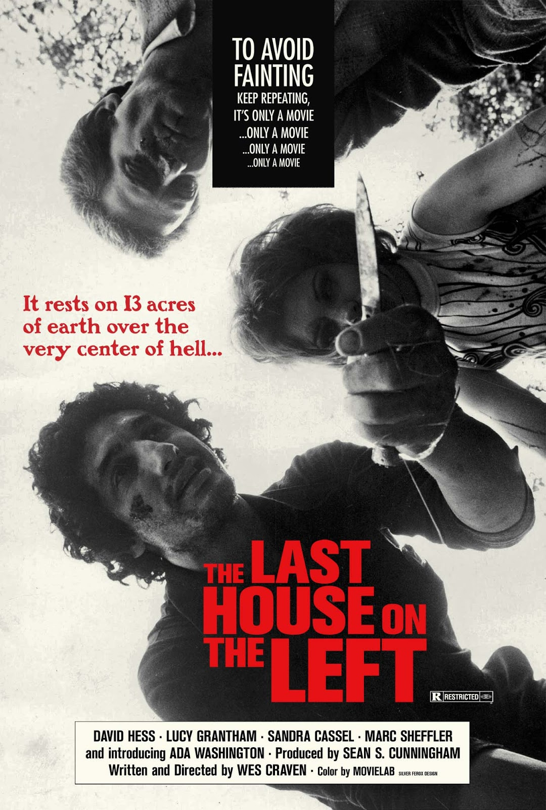 Last House on the Left Arrow Blu-ray review