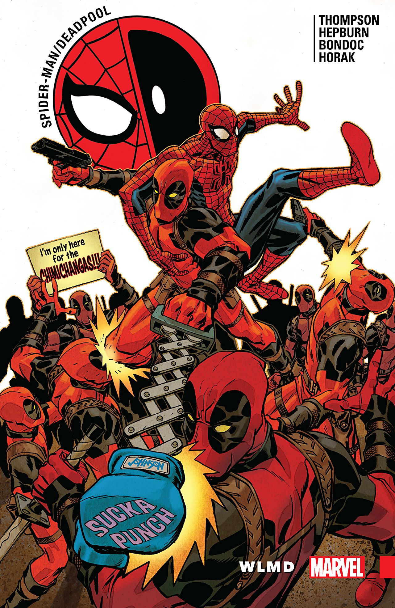 'Spider-Man/Deadpool Vol. 6: WLMD' review: Break the fourth wall with this hilarious book