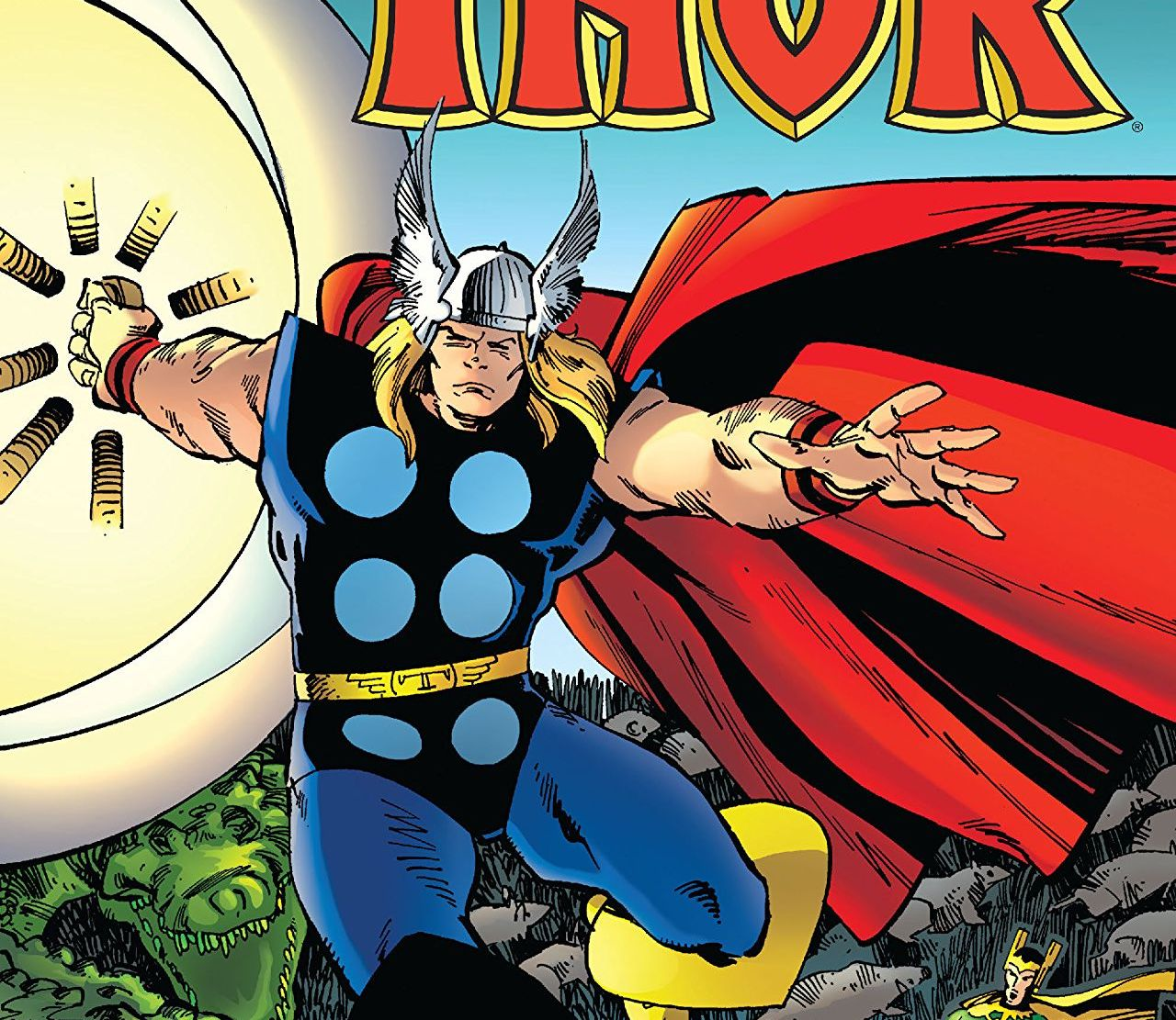 Thor by Walter Simonson Volume 4 Review