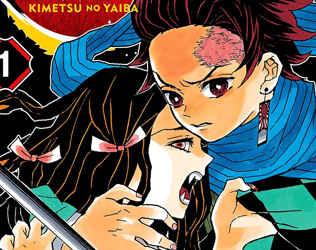 Demon Slayer Vol. 1 Review