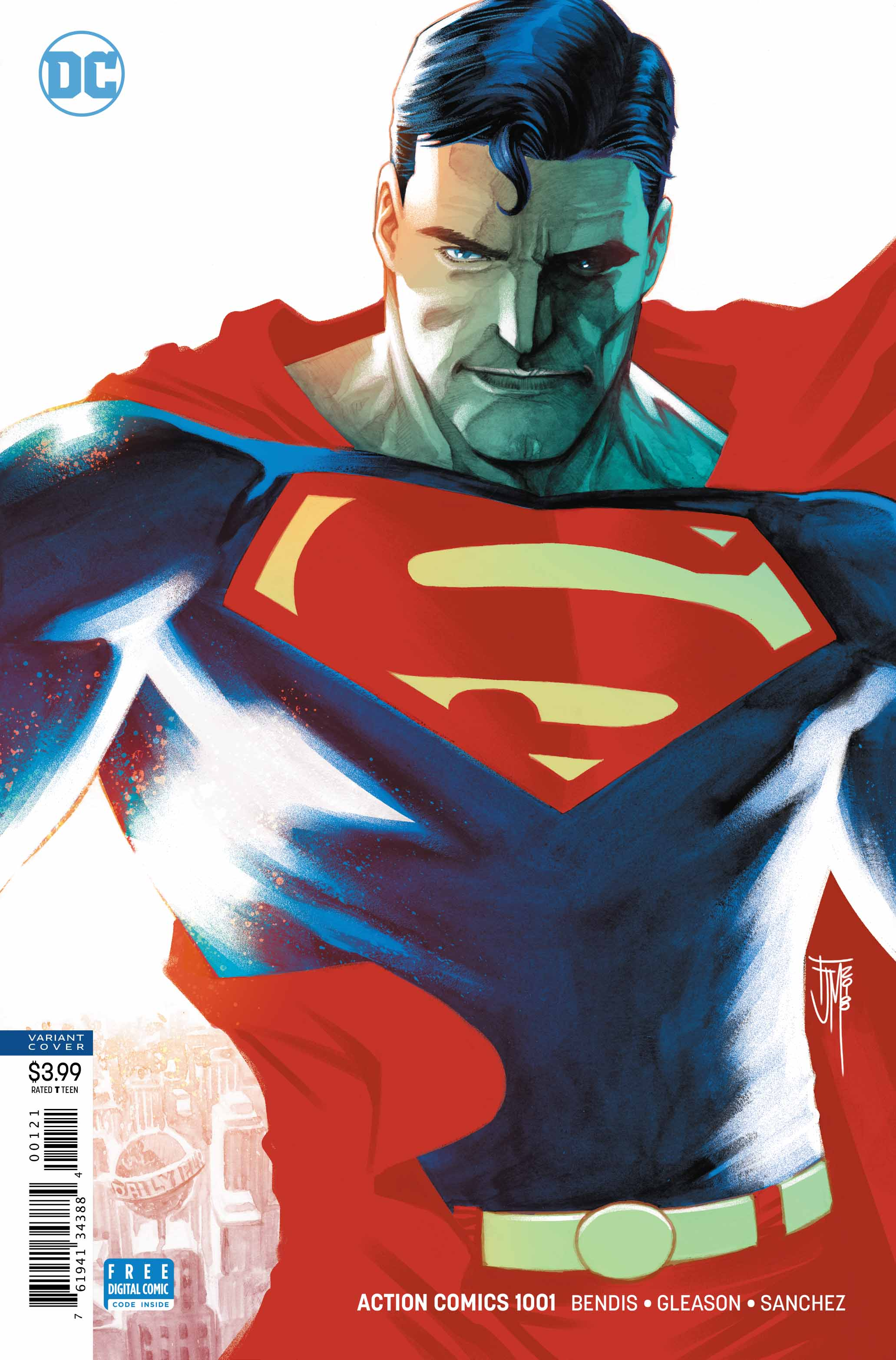 Action Comics #1001 Review